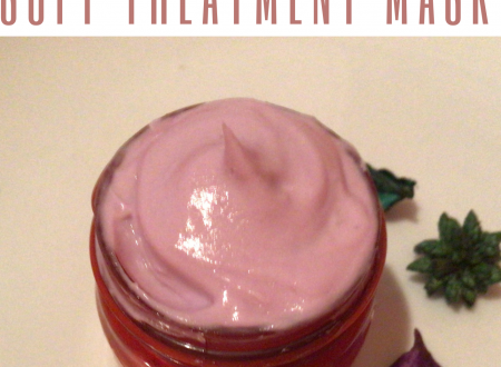 DIY Soft Treatment Mask – curly long hair