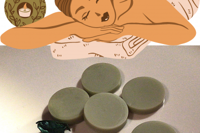 DIY Relax Solid Lotion – Massage Bar